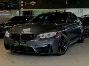 BMW M3 3.0 6 Cilindros Cinza 2015