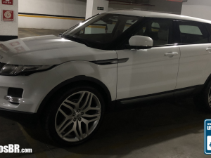 LAND ROVER RANGE ROVER EVOQUE 2.0 PURE TECH Branco 2012
