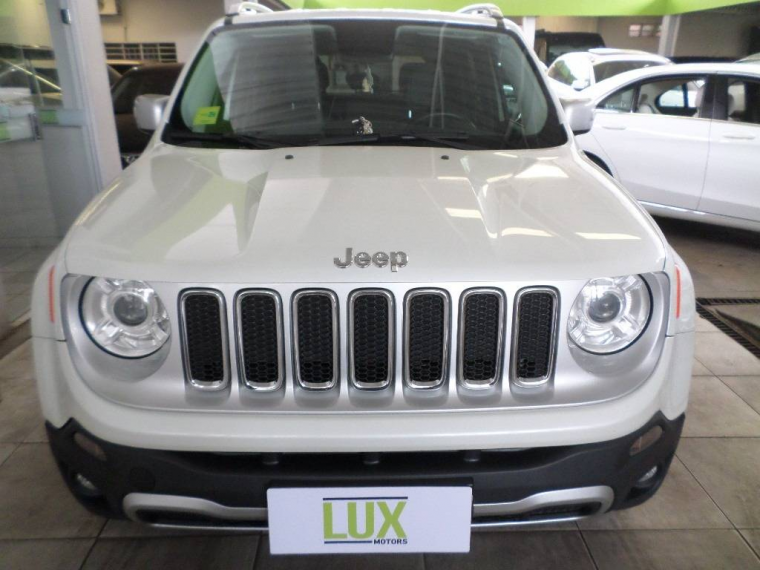 Jeep Renegade 2 0 Limited Turbo Branco 2018 2018 Goiania 1031838