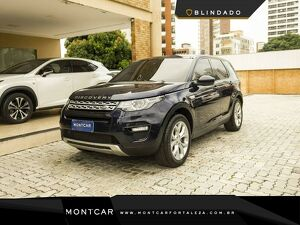 Land Rover Discovery Sport 2.0 HSE SI4 Azul 2015