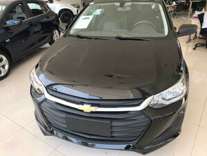 Chevrolet Onix 1.0 LT 12V Preto 2022