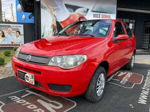 Fiat Palio 1.0 EX Fire Vermelho 2008