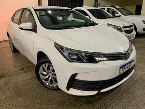 Toyota Corolla 1.8 GLI Branco 2018