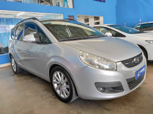 JAC J6 2.0 DIAMOND Prata 2012