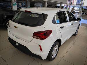 Chevrolet Onix 1.0 LS 8V Branco 2022