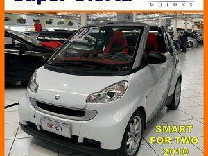 Smart Fortwo 1.0 Cabrio 12V Branco 2010