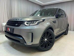 Land Rover Discovery 3.0 S TD6 V6 Prata 2018