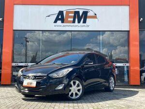 Hyundai Elantra 2.0 GLS Preto 2012