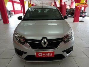 Renault Sandero 1.0 12V SCE Life Prata 2020