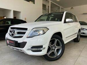 Mercedes-benz GLK 220 2.1 CDI Branco 2014