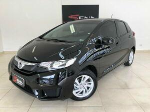 Honda FIT 1.5 DX Preto 2017