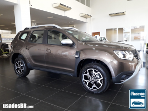 RENAULT DUSTER 1.6 16V SCE ICONIC Branco 2021
