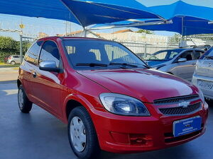 Chevrolet Celta 1.0 LS 8V Vermelho 2012