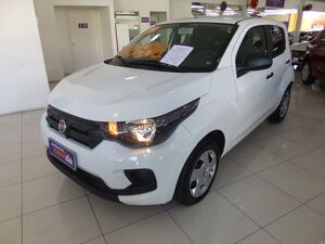 FIAT MOBI 1.0 LIKE Branco 2019