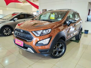 Ford Ecosport 2.0 Direct Storm 4WD Marrom 2019