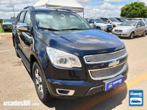 CHEVROLET S10 2.8 LTZ 16V TURBO Preto 2013
