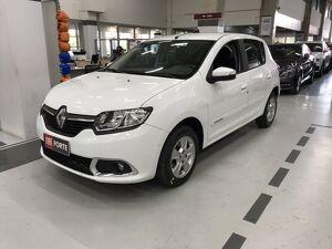 Renault Sandero 1.6 Dynamique Branco 2015