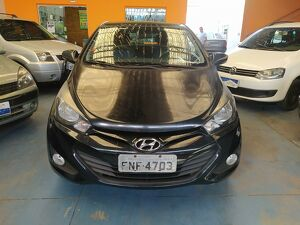 Hyundai HB20X 1.6 Premium Preto 2014
