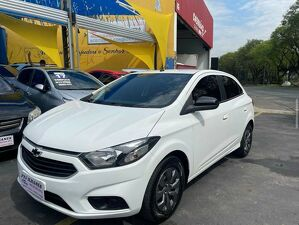 Chevrolet Onix 1.0 LT 8V Branco 2018