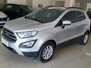 Ford Ecosport 1.5 SE Prata 2019