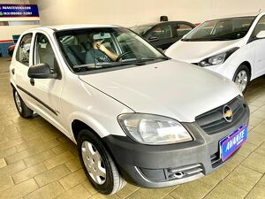 Chevrolet Celta 1.0 Life 8V Branco 2009