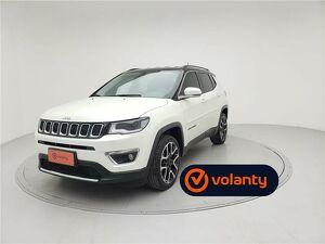 Jeep Compass 2.0 Limited Branco 2019