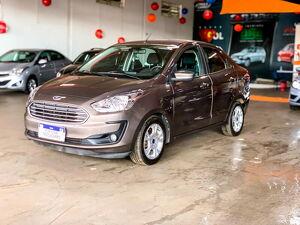 Ford KA 1.5 SE Plus 16V Cinza 2019