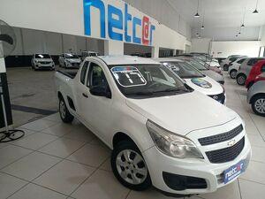 Chevrolet Montana 1.4 LS 8V Branco 2017