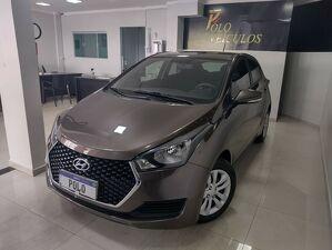 Hyundai HB20 1.0 Comfort Plus Bronze 2019