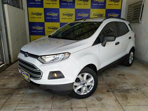 Ford Ecosport 2.0 SE Direct 16V Branco 2013