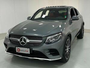 Mercedes-benz GLC 250 2.0 CGI Coupé Cinza 2019