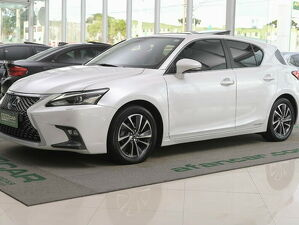 Lexus CT200H 1.8 Luxury Híbrido Branco 2018