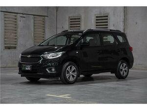 Chevrolet Spin 1.8 Premier Preto 2020