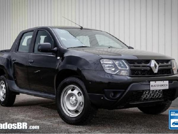 RENAULT DUSTER OROCH 1.6 EXPRESS Diversas Cores 2018