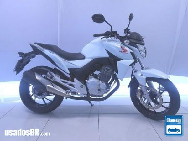 Foto do veiculo Honda CBX 250 Twister 250cc Branco 2016