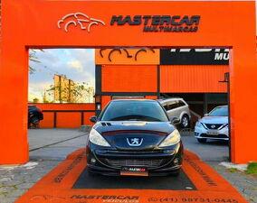 Peugeot 207 1.4 XR Passion Preto 2011