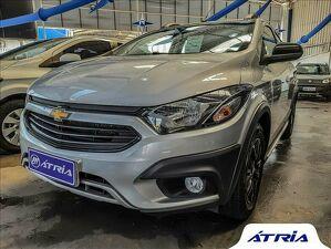 Chevrolet Onix 1.4 Activ 8V Prata 2019
