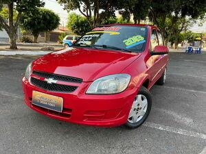 Chevrolet Celta 1.0 Life 8V Vermelho 2013