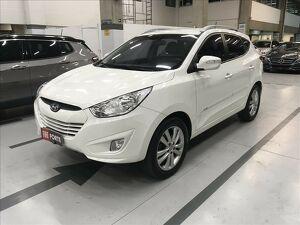 Hyundai IX35 2.0 16V Branco 2016