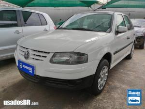 VOLKSWAGEN GOL G4 1.6 POWER Branco 2009