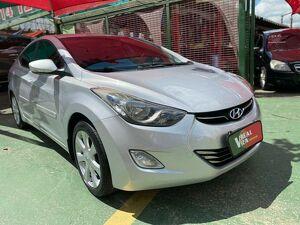 Hyundai Elantra 1.8 GLS Prata 2013