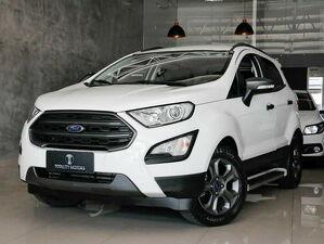 Ford Ecosport 1.6 XLT Branco 2019