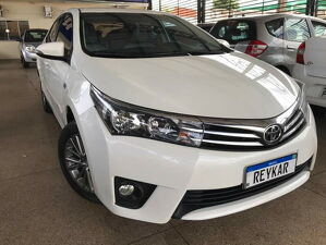 Toyota Corolla 2.0 XEI Branco 2016