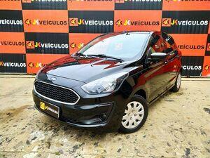 Ford KA 1.0 SE 12V Preto 2020