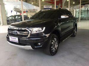 Ford Ranger 3.2 Limited 20V Preto 2022
