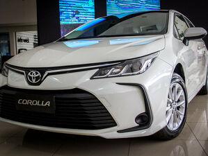 Toyota Corolla 2.0 GLI Branco 2022