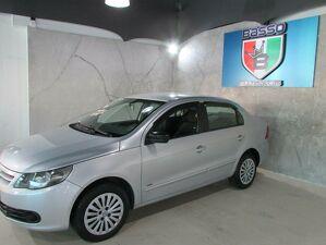 Volkswagen Voyage 1.6 Prata 2009