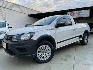 Volkswagen Saveiro CS 1.6 Robust Branco 2020
