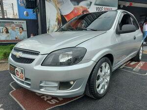 Chevrolet Celta 1.0 LS 8V Prata 2014