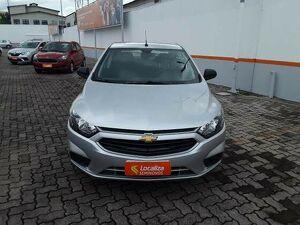 Chevrolet Onix 1.0 Plus Prata 2020